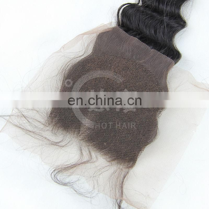 The Most Natural Look Real No Shed No Tangle 100% Deep Wave virgin malaysian human Hair deepwave hair extension