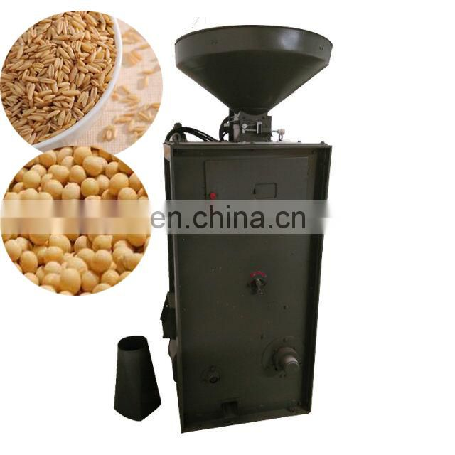 Rice huller with polishers mill/small hulling machine /Rice huller price Image