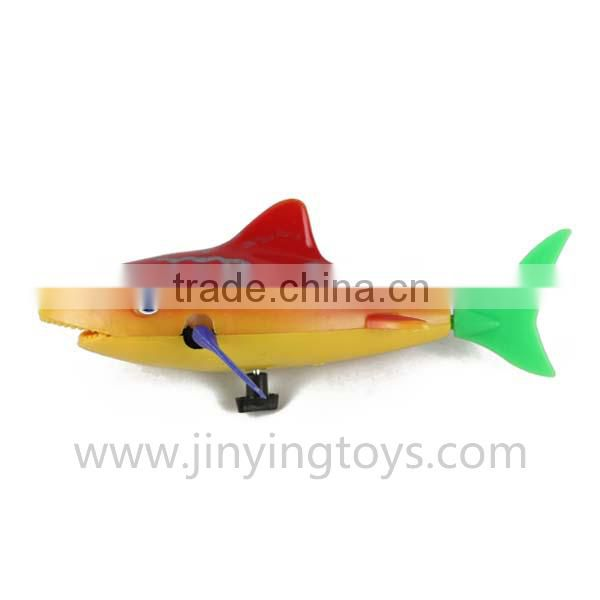 Funny red swim toys for kids playing underwater toys toy sharks with cheap price