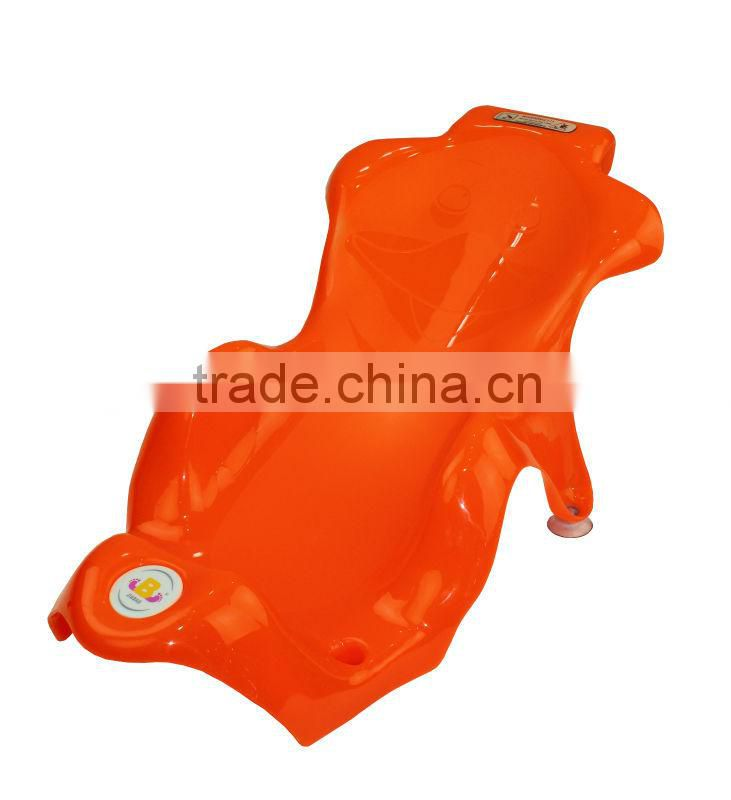 plastic baby bath chair /seat bath support bath holder with suction cups & baby product