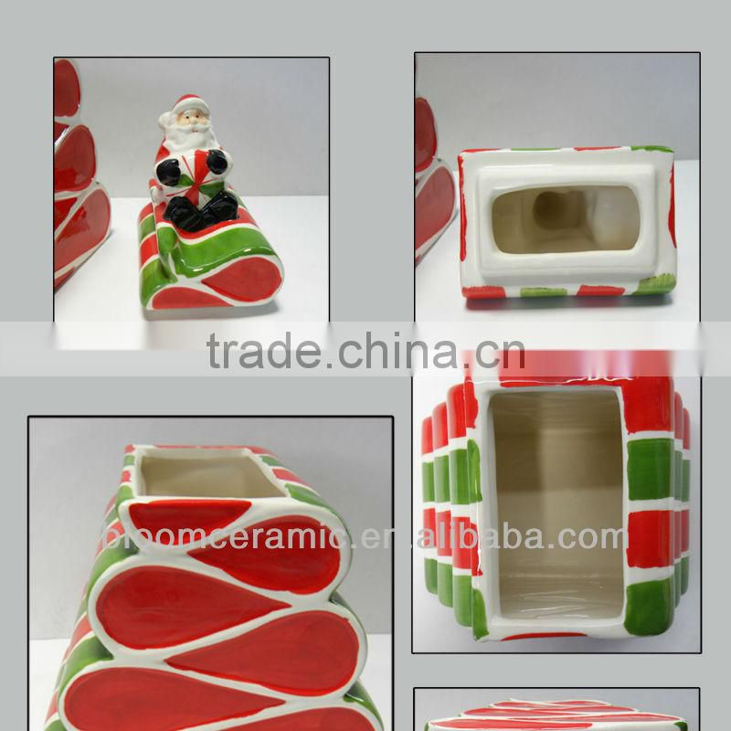 Christmas design storage container