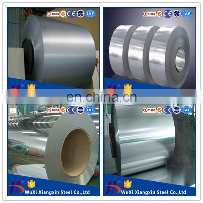 2B BA NO.4 stainless steel coil 430 316