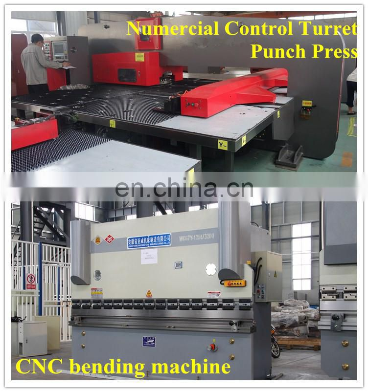 Steel Sheet Fabrication Use Cutting, Bending, Punching and Welding Steel Sheet High Precision