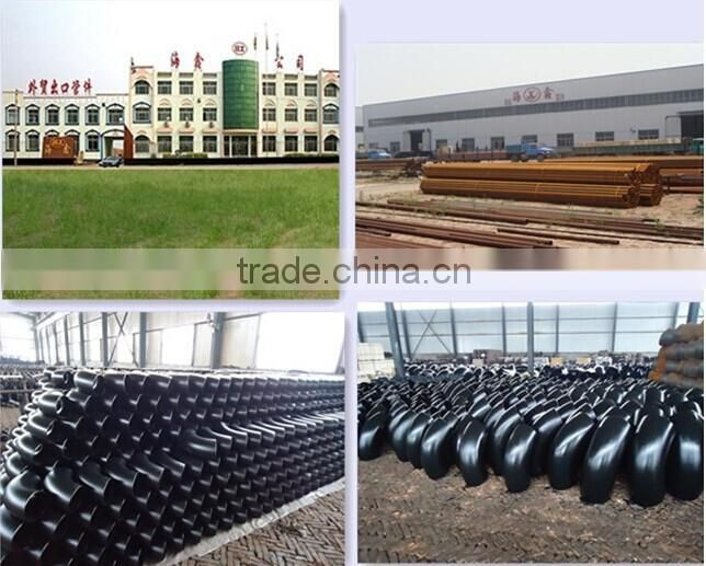 carbon steel forging pipe fitting flanges&pipe fittings&butt welding pipe fittings