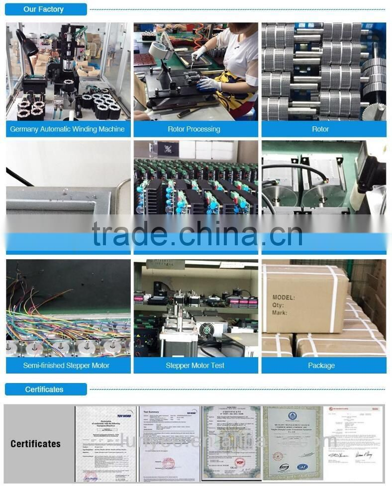 TB6560 4 Axis Driver & Nema 23 Stepper Motor 57BYGH76 CNC Mill Router kit