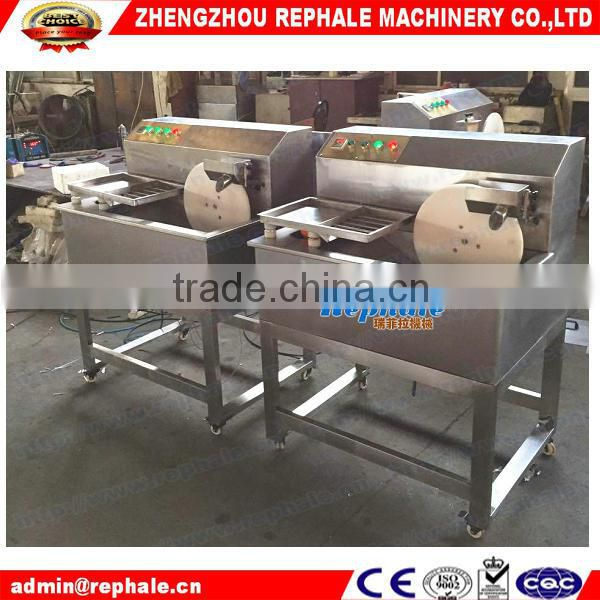 Factory Price Manual Used Chocolate Tempering Machine Of New