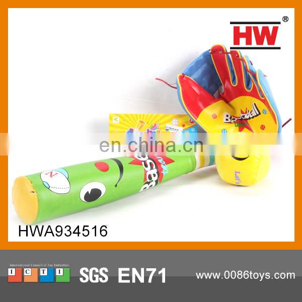 Funny Kid's Fire Shape Inflatable Hammer Toy