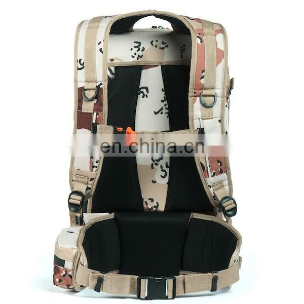 Stylish outdoor military medical backpack