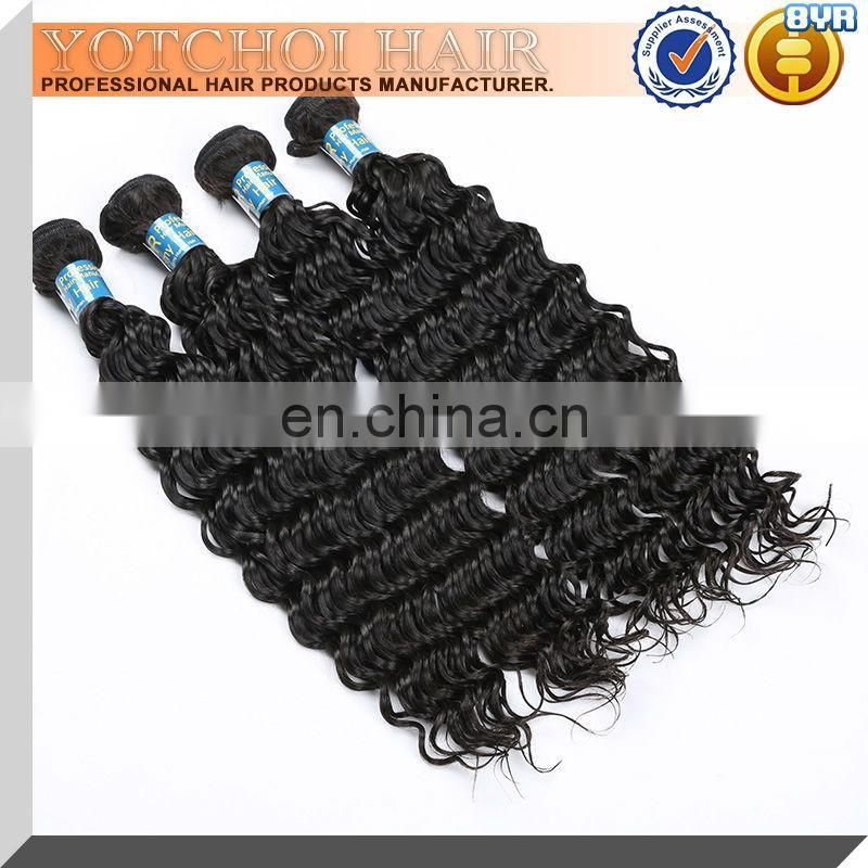 3 Bundles Brazilian Virgin Jerry Curl Hair Weave 7A Grade 100% Unprocessed Human Hair Weft Extensions Natural Color Mixed Lenght