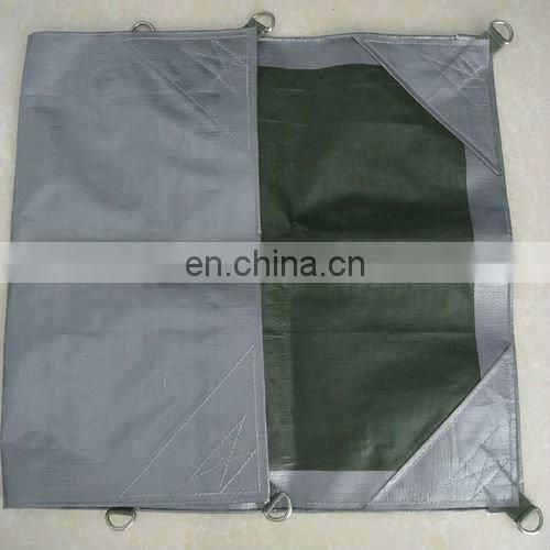 uv treatment eyelets pe tarpaulins tarp for car cover and timber cover