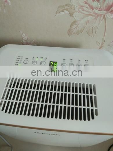 Home Bedroom Mini Basement Industry High Power Air Dryer 24h Timing Smart Desiccant Drying Dehumidifier Machine