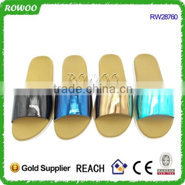 High Quality Women slip on indoor EVA Injection Sport slippers