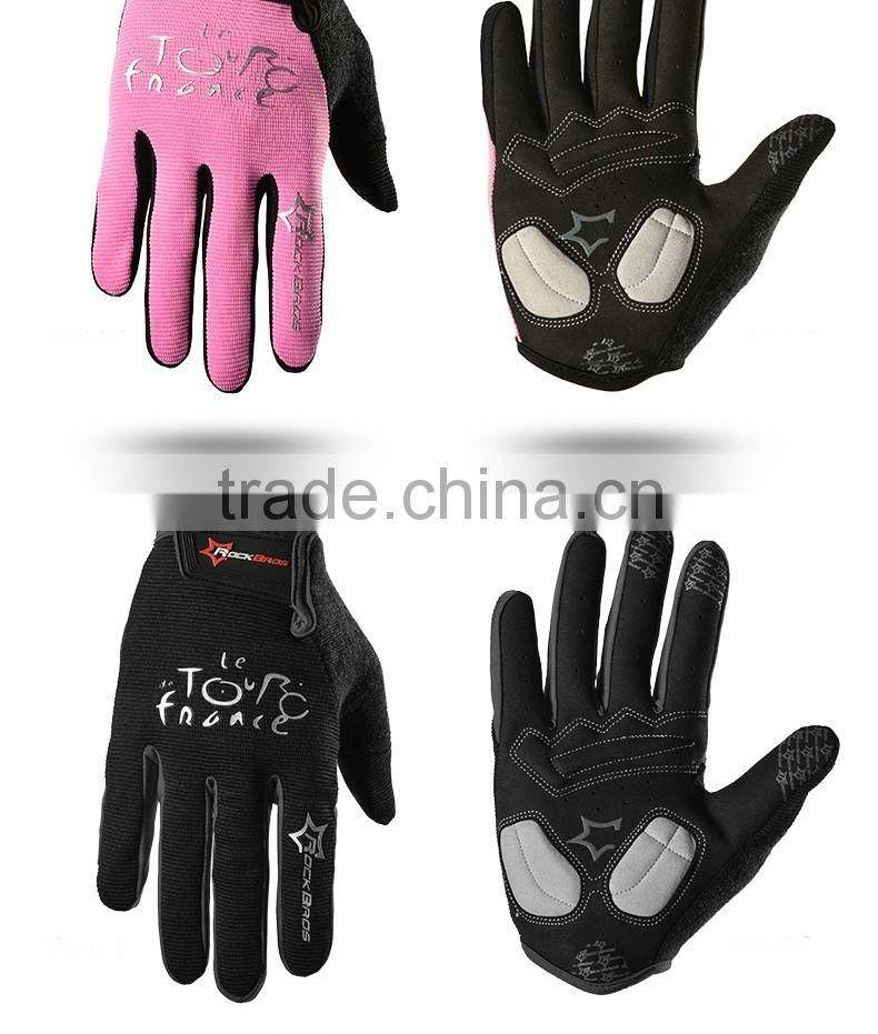 Latest Design Touch Screen Custom Gloves Factory Wholesale
