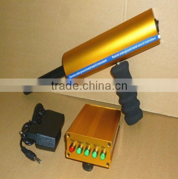 Deep Earth Metal Gold Gem AKS Detector Scanner of Hand
