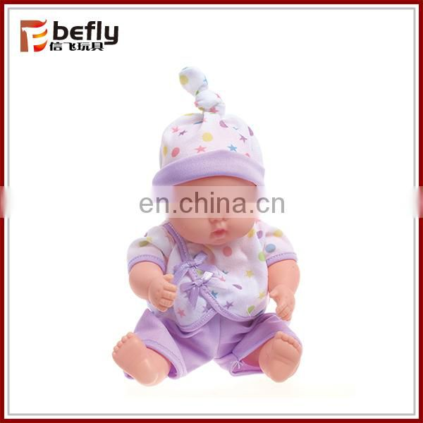 14 inch lovely baby doll with light and music