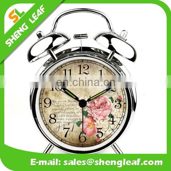 Low Price OEM Wholesale Time Desktop Desk Digital Alarm Clock