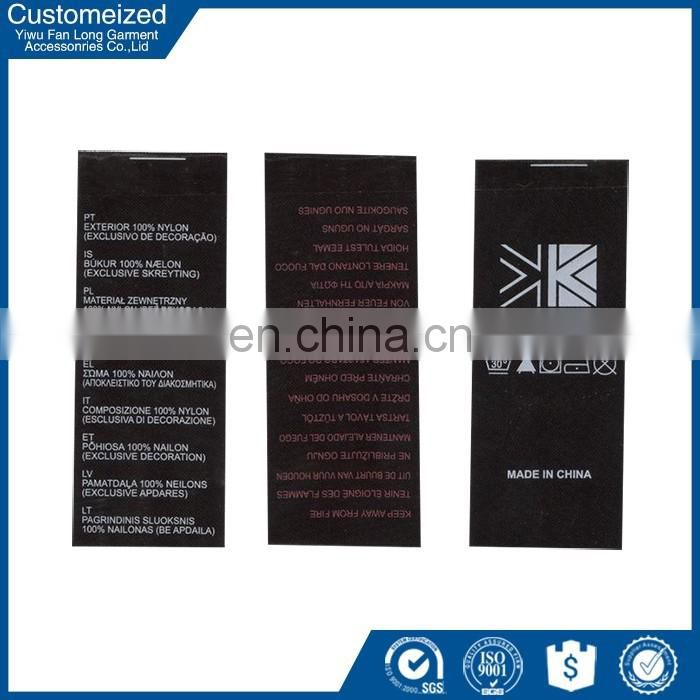 Cheap wholesale custom clothing alarm tag