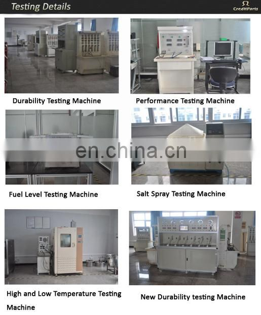 Fuel injector CE Standard Ultrasonic cleaner machine FIU-103T with 6 Cylinder voltage 110 or 220V