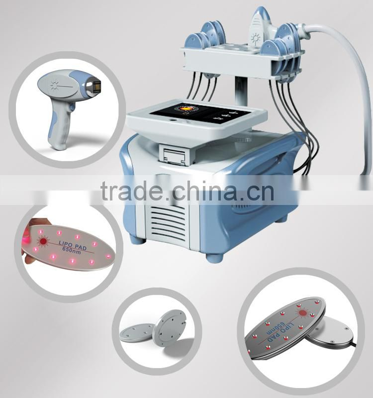 Cellulite reduction,body slim Weight loss,smooth fatigue Lipo laser cellulite removal machine Lipo laser fat removal