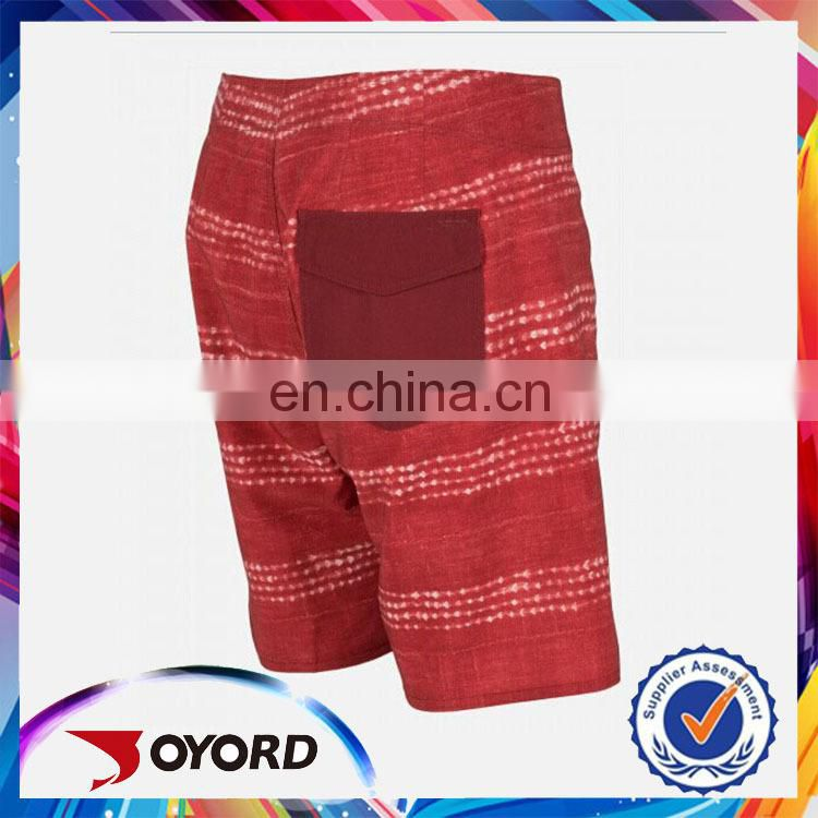 Fashion blank bardian beach shorts printer