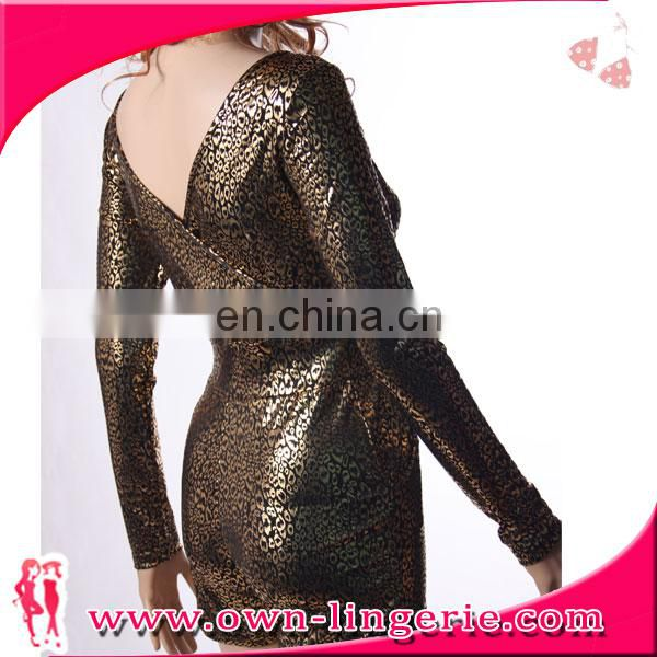 Women Evening Dress High Fashion Tight Fit Customize Sexy Party Dress