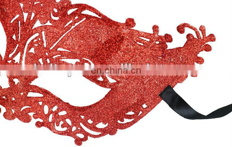 promotional and popular party carnival mask