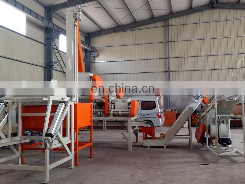 Best Price  almond hulling machine