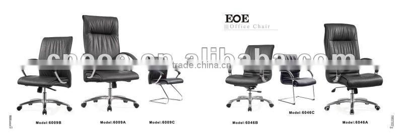 High Quality Competitive Price low Back Office Chair chrome leg