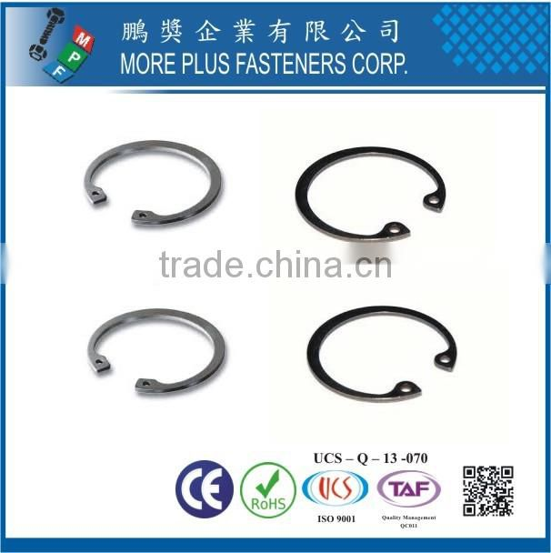 Made in Taiwan Stainless Steel Inverted Internal Retaining Ring Internal Circlip DIN472