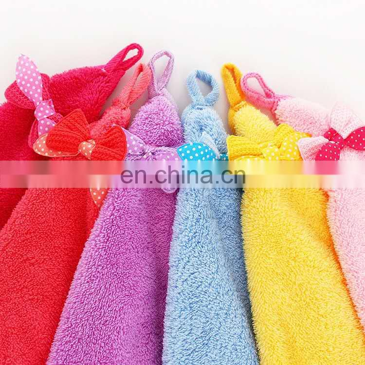 Fashional design Super water absorption Microfiber Kitchen Towel