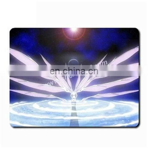 2017 factory custom printed eva/rubber mouse pad