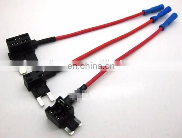 Different Types of Car Fuse Taps/Fuse Holder+Fuse