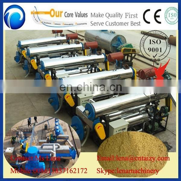 fish meal making machine for animal dog,pig,duck,chicken,cattle, fowl, Goose feed Image