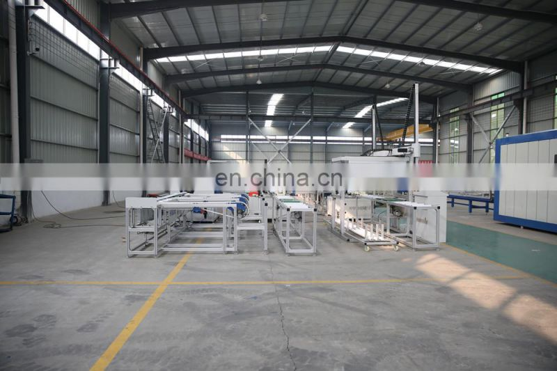 Advanced automatic aluminum profile CNC rolling thermal break machine