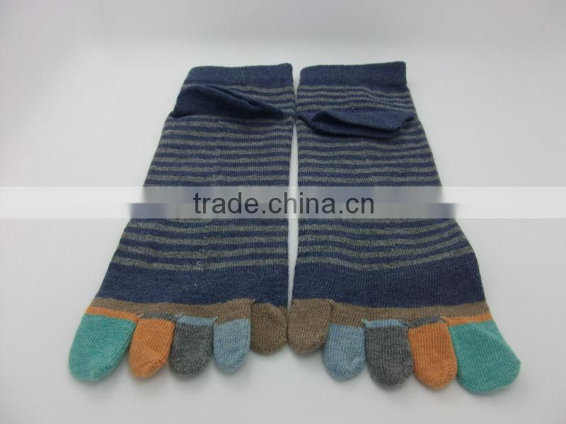 OEM five toe sock,wholesale,custom