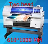 digital inkjet round table tray printer for 8 color