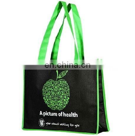 proffessional eco shopping non woven bag,2013 new design shopping bags