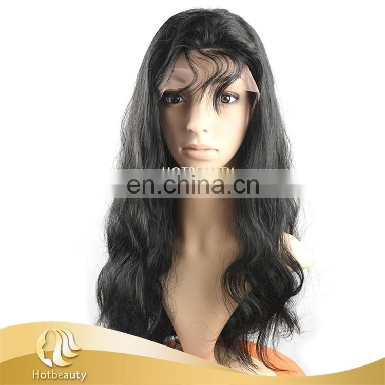 Wholesale raw virgin hot beauty hair full lace wig product