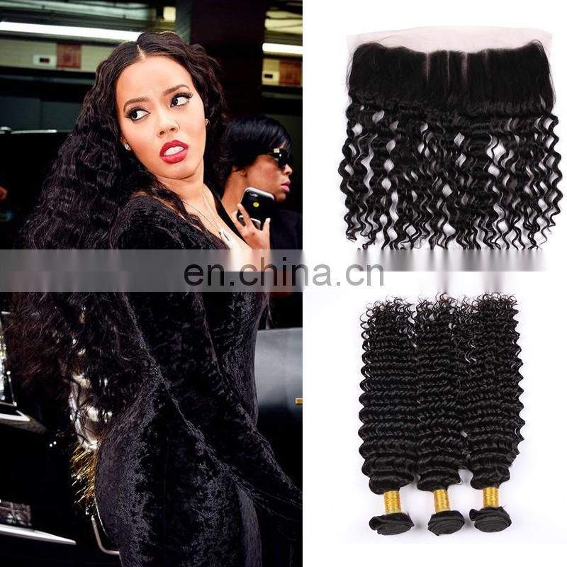 wholesale virgin burmese curly hair styles for women raw burmese hair transparent lace frontal