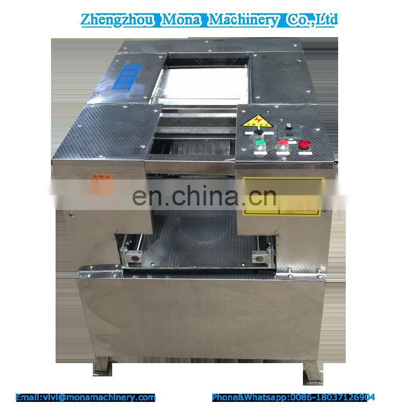 Salmon slicing machine / Fillet fish cutting machine / Catfish slicing machine