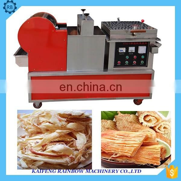 Easy Operation Factory Directly Supply Squid Shredding Machine