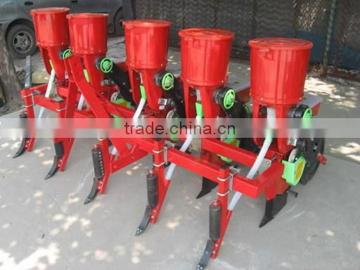 Small Tractor Planter Bean Planter Corn Seed Planter For Sale Of
