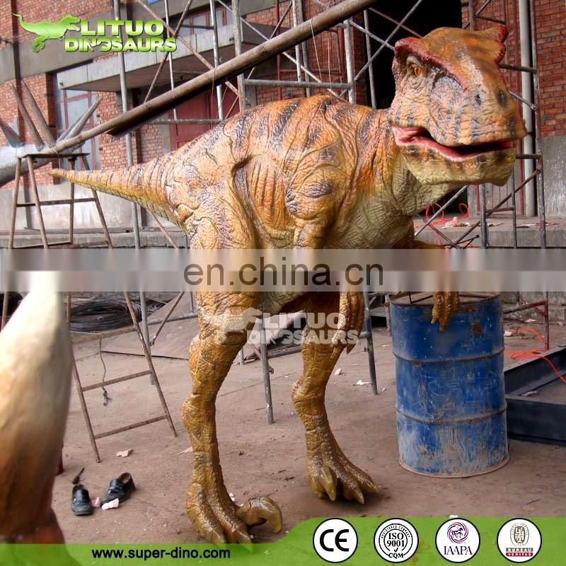 Animatronic Artificial Dinosaur Costume