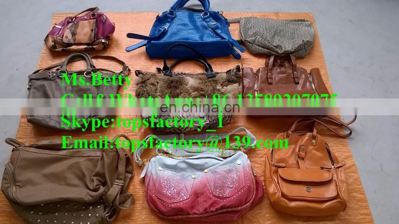 Super cream used bags for sale