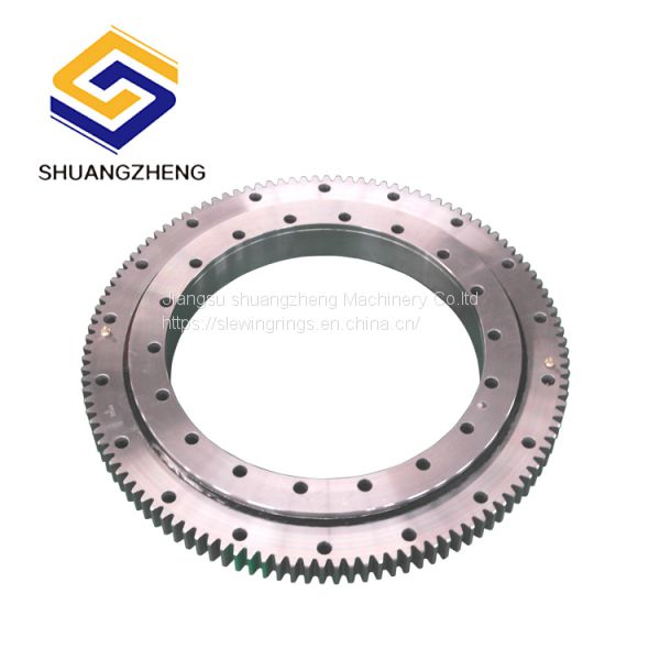 Single Row Four Point Contact Ball Slewing Bearing Producer Image