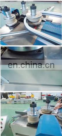 Aluminum profile bending machine for arching U shape