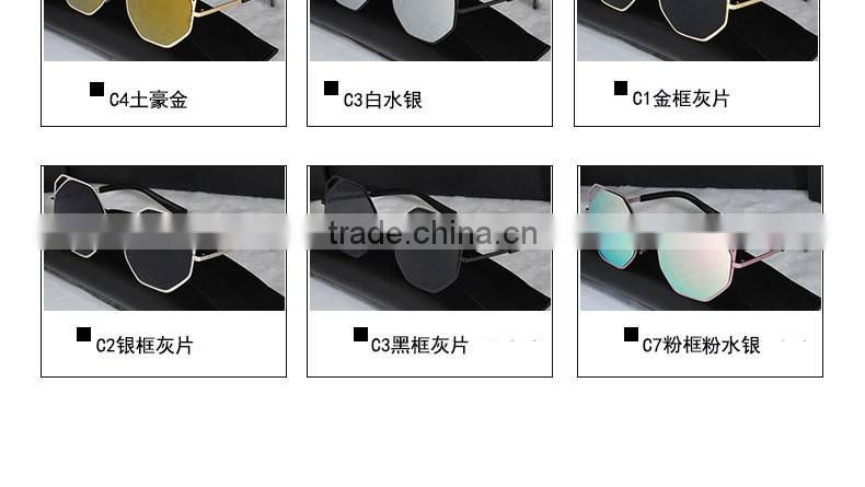 Ultra Light Steel leather personalized wholesale resin sunglasses