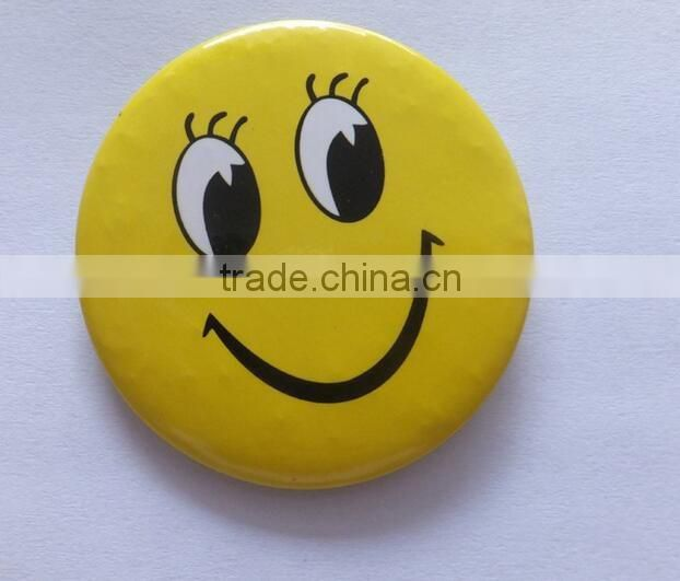 custom designs printed Tin Badge Button Badge Components