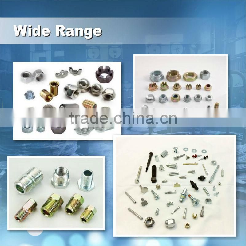 Made in Taiwan stainless steel lag screw wood screw hex lag bolt