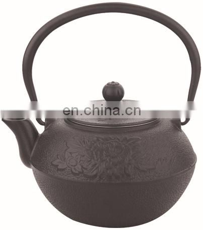 Japanese cast iron teapot 0141-3